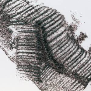 Bilde av Marabu - Strukturgel 100ml - 579 Glitter - Grafitt
