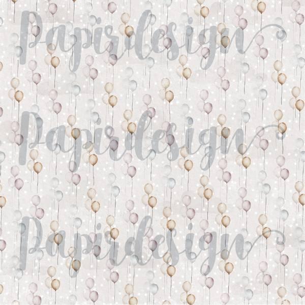 Papirdesign PD2100572 - Vårtegn - Babyjente