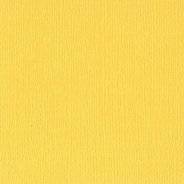 Bazzill - Mono - 4-434 - Sunbeam