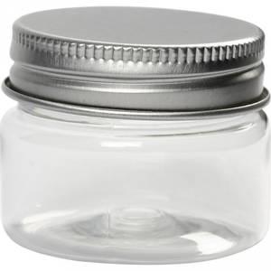 Bilde av Plastboks med lokk - 10 stk - 35ml - H: 35 mm - dia. 45 mm