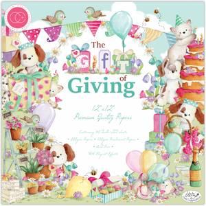 Bilde av Craft Consortium - The Gift of Giving - 12x12 Paper Pad