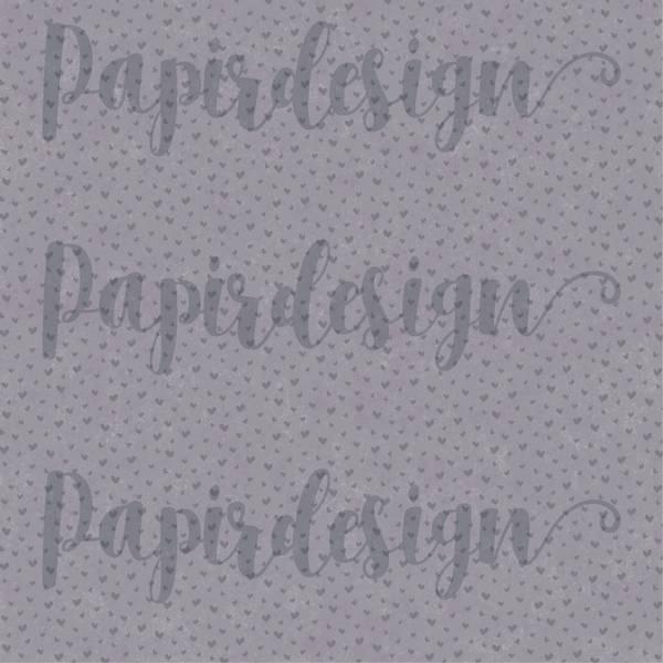 Papirdesign PD2100574 - Vårtegn - Bamsekos, rosa