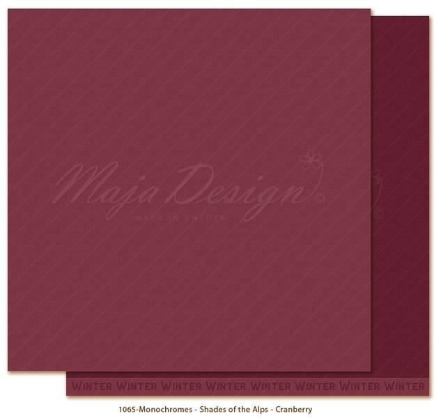Maja - 1065 - Monochromes - Shades of the Alps - Cranberry