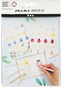 Bilde av Hobbysett - Mini - Tegn og mal - Insekter