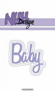 Bilde av NHH Design - NHHD909 - Dies - Baby