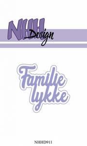 Bilde av NHH Design - NHHD911 - Dies - Familie lykke
