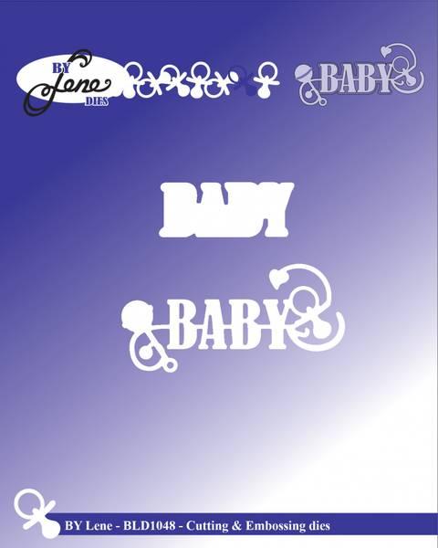 By Lene - Dies - BLD1048 - Baby
