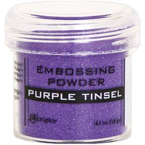 Bilde av Ranger - Embossing powder - Purple Tinsel