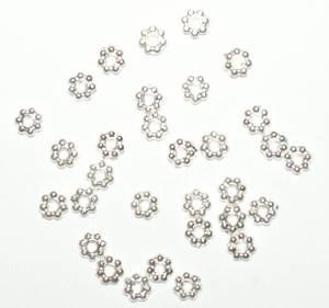 Bilde av Smykke rundell - Mini - 40stk - Sølv
