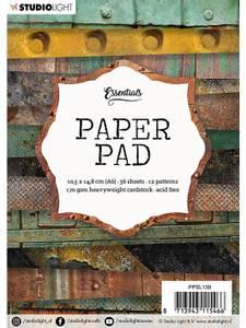 Bilde av Studiolight -  139 - PaperPad 10,5 x 14,8 cm - PPSL139
