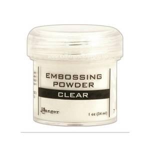 Bilde av Ranger - Embossing powder - Clear
