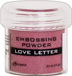 Bilde av Ranger - Embossing powder - Love Letter
