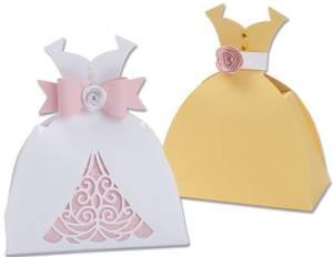 Bilde av Sizzix - Thinlits - 663577 - Dress Box