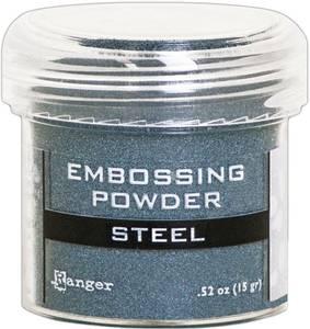 Bilde av Ranger - Embossing powder - Steel