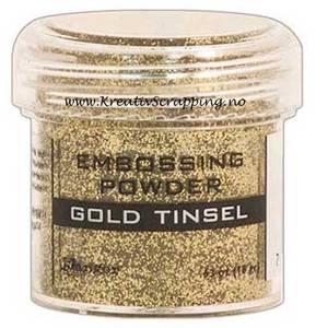 Bilde av Ranger - Embossing powder - Gold Tinsel