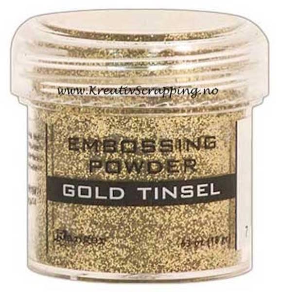 Ranger - Embossing powder - Gold Tinsel