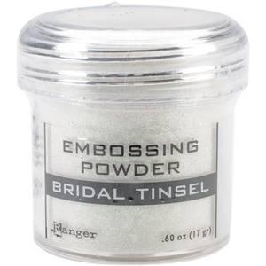 Bilde av Ranger - Embossing powder - Bridal Tinsel