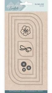 Bilde av FIT - Dies - CDECD0102 - Card Deco Essentials - Slimline Bow