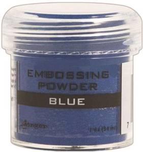 Bilde av Ranger - Embossing powder - Blue