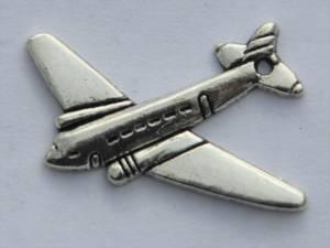 Bilde av Charms - Fly - Sølv - 4 stk