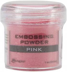 Bilde av Ranger - Embossing powder - Pink