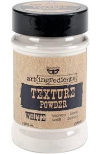 Bilde av Finnabair - Art Ingredients - 963699 - Texture Powder - White