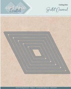 Bilde av FIT - Dies - CDECD0095 - Card Deco Essentials - Bullet Diamond
