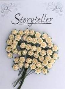 Bilde av Storyteller - Rose - Krem - 14mm - 1470