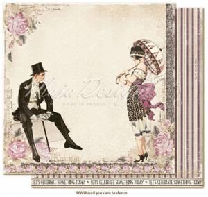 Bilde av Maja Design - 966 - Celebration - Would you care to dance?