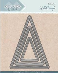 Bilde av FIT - Dies - CDECD0096 - Card Deco Essentials - Bullet Triangle