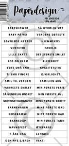 Bilde av Papirdesign - Klistremerker - 1900304 - Lille skatt