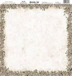 Bilde av Papirdesign PD16230 - Gledelig jul - Hvit julebukett