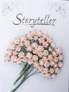 Bilde av Storyteller - Rose - Baby Rosa - 14mm - 1500