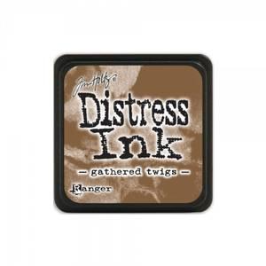 Bilde av Distress - Mini Ink Pad - GATHERED TWIGS