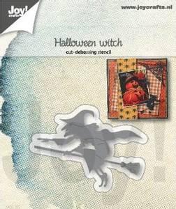Bilde av Joy Crafts - 6002-1344 - Halloween witch