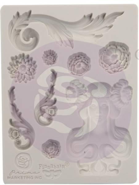 Finnabair - 966591 - Silicone Moulds - 3,5x4,5 - Fairy Garden