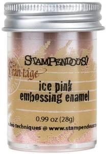Bilde av Stampendous - Fran-Tage - Embossing enamel - Ice Pink