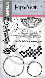 Bilde av Papirdesign - Stempel - PD2000359 - Tekstur