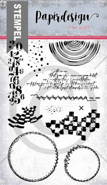 Papirdesign - Stempel - PD2000359 - Tekstur