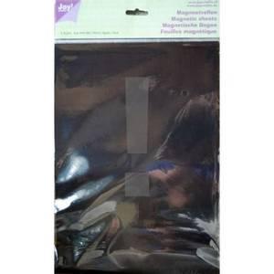 Bilde av Joy Crafts - A4 - Magnetic sheet - 0,3mm thick - 2stk