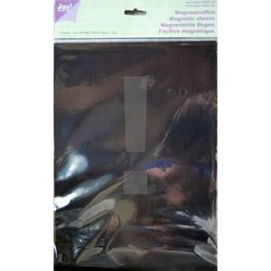 Bilde av Joy Crafts - A4 - Magnetic sheet - 0,5mm thick - 2stk