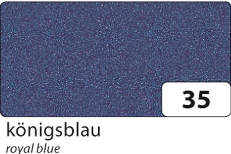 Folia - Mosegummi - A4 - 2mm - 035 - Royal blå