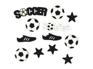 Bilde av Dress it up - Buttons -   418 - Soccer