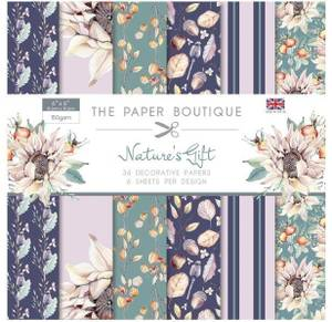 Bilde av The Paper Boutique - 6x6 Paper Pad - PB1075 - Nature's Gift