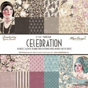 Bilde av Maja Design -  979 - Paper Pad 6x6 - Celebration