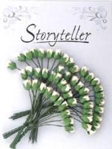 Bilde av Storyteller - Roseknopp - Krem - 4mm - 1647