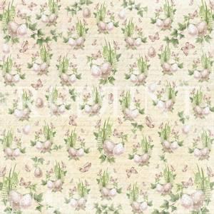 Bilde av Reprint - 12x12 - RP0425 - Easter - Spring Garden