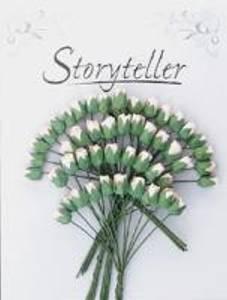 Bilde av Storyteller - Roseknopp - Baby Rosa - 4mm - 1678