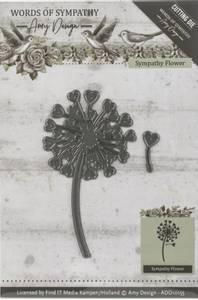 Bilde av FIT - Dies - ADD10155 - Amy Design - Sympathy Flower