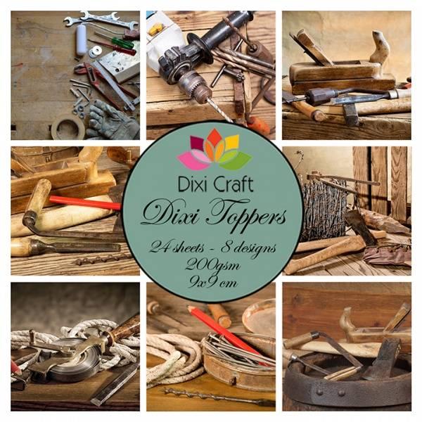 Dixi Craft - Dixi toppers - ET0301 - Tools